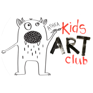 Children's Art Club, Rachael Grainger Creative workshops facilitation.