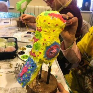 Athea Kids Art Club