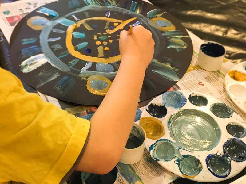 painting-mandalas