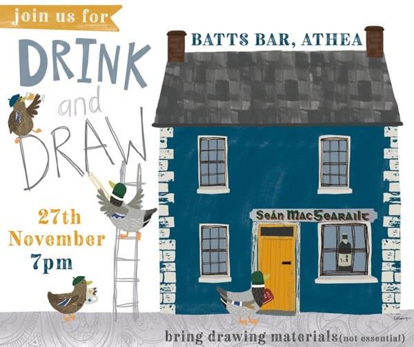 Batt's Bar Athea ©Rachael Grainger