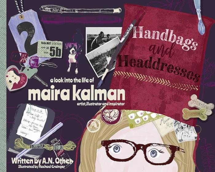 Maria Kalman Book Illustration ©Rachael Grainger