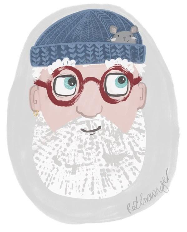 Bearded Man ©Rachael Grainger