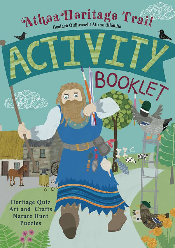 Athea Giant Activity Booklet © - Published by Athea Tidy Towns