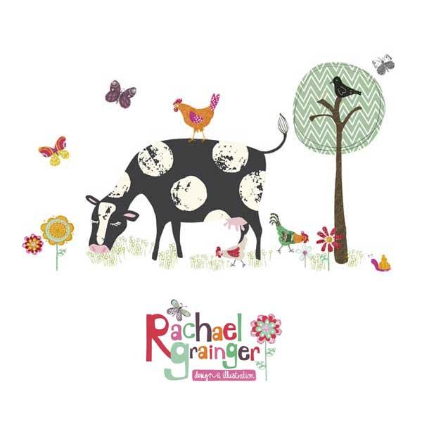 Illustrator Rachael Grainger